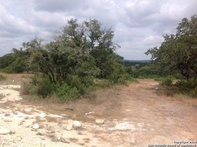 San Antonio Residential Lots & Land New: 23707 E High Garden