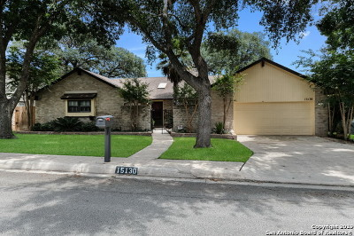 San Antonio Single Family Home New: 15130 Eagle Grove St