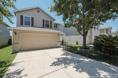 Bexar County Single Family Home New: 223 Mallow Grove