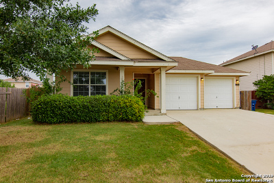 New Braunfels Single Family Home For Sale: 3251 Wren Brook Dr