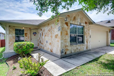 Cibolo Single Family Home New: 225 Clydesdale St