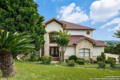 San Antonio Single Family Home New: 19324 Strauss