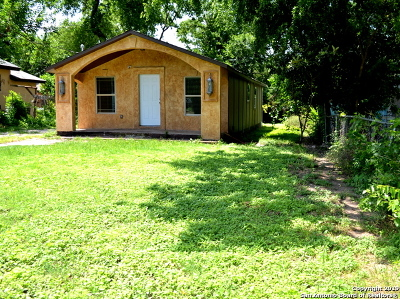 San Antonio Single Family Home New: 3014 Pitluk Ave