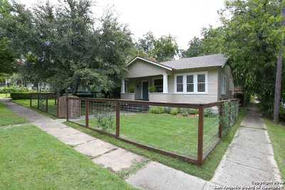 Single Family Home New: 1040 W Agarita Ave