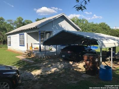 Elmendorf Single Family Home For Sale: 206 E 1st St