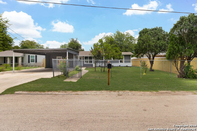 San Antonio Single Family Home New: 142 Colleen Dr