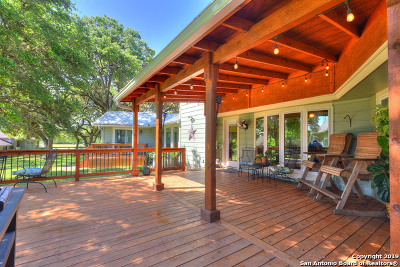 Boerne Single Family Home Active Option: 26230 Autumn Glen