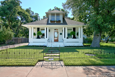 Seguin Single Family Home New: 413 River St