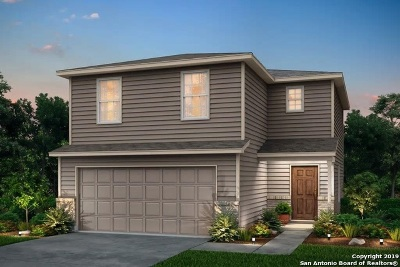 San Antonio Single Family Home Back on Market: 10327 Dunlap