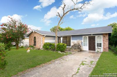 San Antonio Single Family Home New: 5762 Broken Lance St