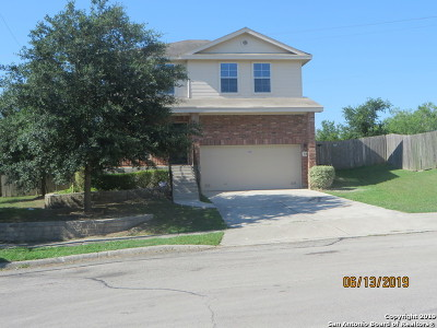 Converse Single Family Home Active Option: 546 Idamarie