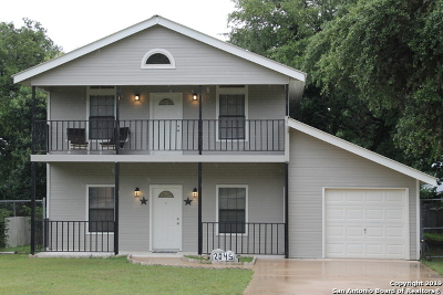 Canyon Lake Single Family Home New: 2045 Candlelight Dr