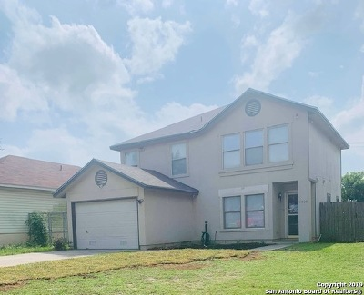San Antonio TX Single Family Home New: $167,399
