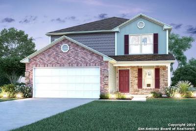 San Antonio Single Family Home New: 15119 Pandion Dr