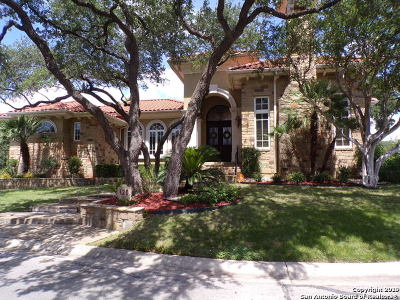 Bexar County Single Family Home For Sale: 120 Regents Park