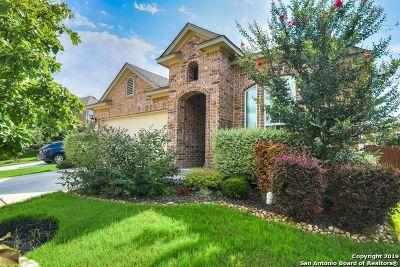San Antonio Single Family Home New: 5434 French Willow