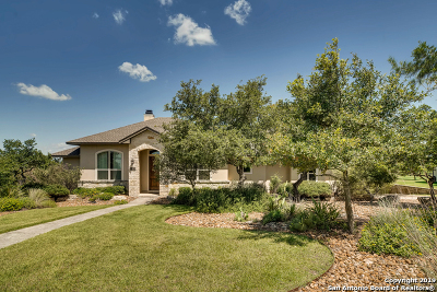 San Antonio Single Family Home Active Option: 25838 Echo Mtn