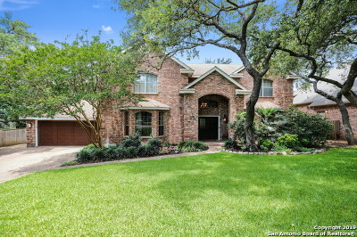 San Antonio Single Family Home New: 25 Inwood Manor