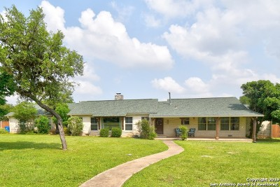 Kerrville Single Family Home Price Change: 221 Bobwhite Dr