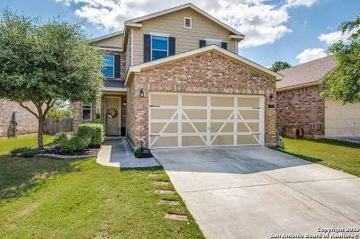 Trails Of Herff Ranch Single Family Home New: 232 Horse Hill