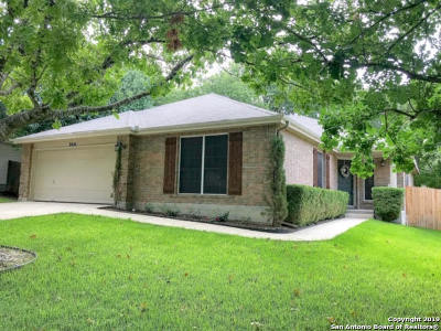 Schertz Single Family Home For Sale: 3616 Prairie Ln