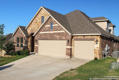 Helotes Single Family Home For Sale: 17712 Handies Peak