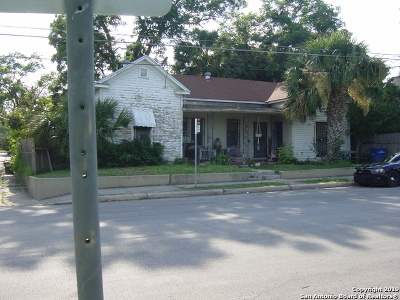 San Antonio Residential Lots & Land New: 2303 Flores St