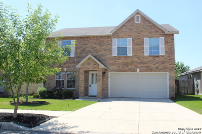 Cibolo Single Family Home New: 116 Sunrise Falls