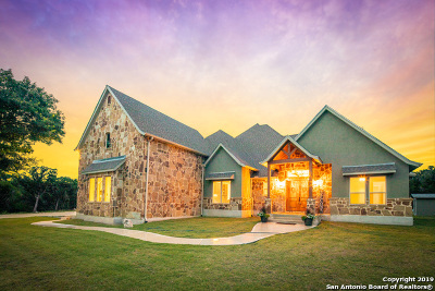 New Braunfels Single Family Home New: 860 Lone Oak Rd