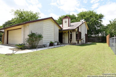 San Antonio Single Family Home New: 5711 Alnwick St