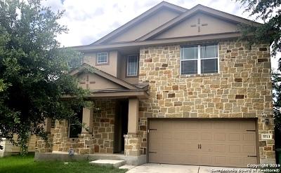 Single Family Home New: 5511 Mumford Path