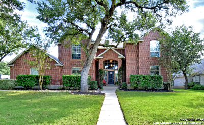 Helotes Single Family Home For Sale: 9311 Collier Flats