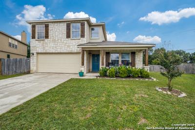 San Antonio Single Family Home New: 10707 Rivera Cove