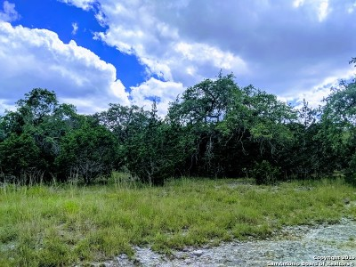 Helotes Residential Lots & Land For Sale: Lot 12 & 13 Canyon Rim