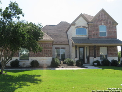 Castroville Single Family Home New: 123 Mary Ella Dr