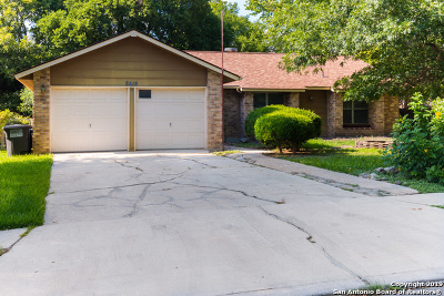 San Antonio Single Family Home New: 5419 Gary Cooper St