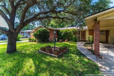 San Antonio Single Family Home New: 318 Kate Schenck Ave