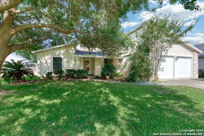 San Antonio Single Family Home New: 3218 Morning Trail