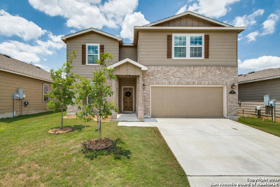 Selma Single Family Home New: 471 Rustic Willow