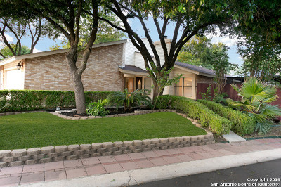 San Antonio Single Family Home New: 11802 Greenwood Village Dr