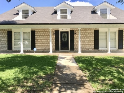 Single Family Home New: 2423 W Gramercy Pl