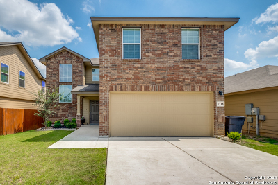 San Antonio Single Family Home New: 7118 Galaxy Brook