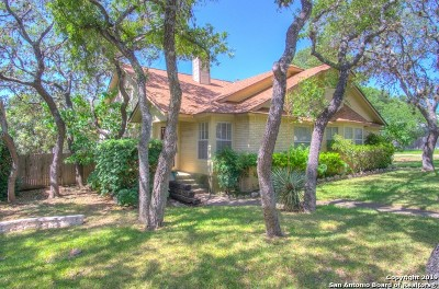 San Antonio Single Family Home New: 9558 Stillforest