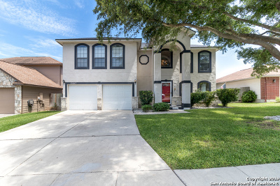 San Antonio Single Family Home New: 15007 Kamary Ln