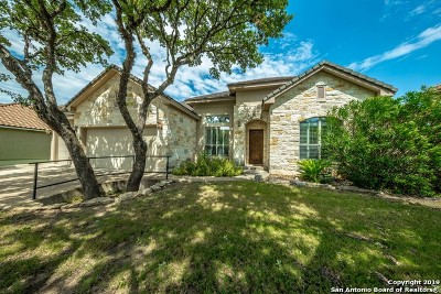 Boerne Single Family Home Price Change: 29010 Tivoli Way