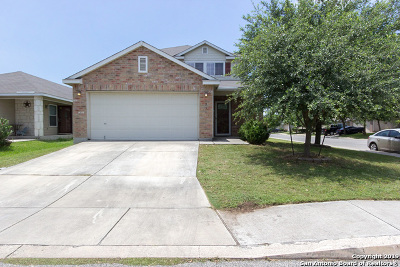 San Antonio Single Family Home New: 9331 Silver Vista