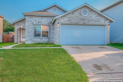 San Antonio Single Family Home New: 6431 Mineral Bay