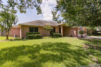 New Braunfels Single Family Home New: 1053 Memorial Circle