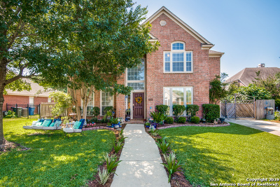 New Braunfels Single Family Home New: 1709 Oak Path