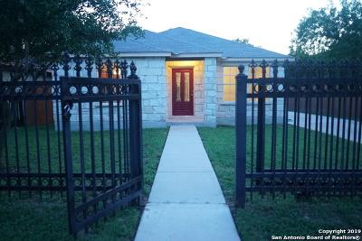 San Antonio Single Family Home New: 2411 Athel Ave